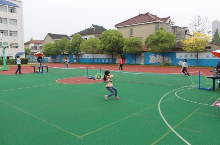 网球课对自身的影响