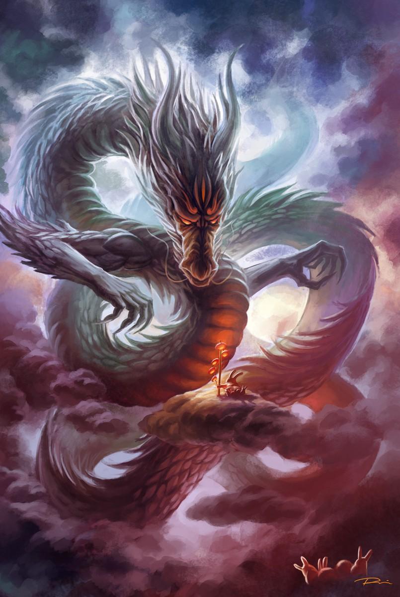 烛龙山海经_山海经里有什么是龙的异兽_百度知道