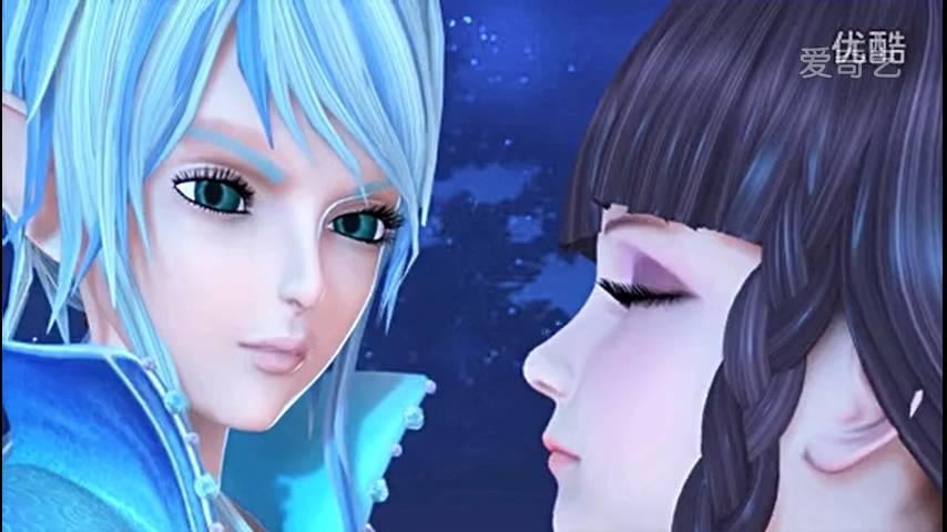 王默和水王子亲吻_叶萝莉精灵梦水王子和王默的图片集_百度知道