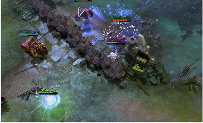 dota补刀练习图_dota2补刀有攻击范围显示吗,每个英雄攻击距离是一样的吗 ...