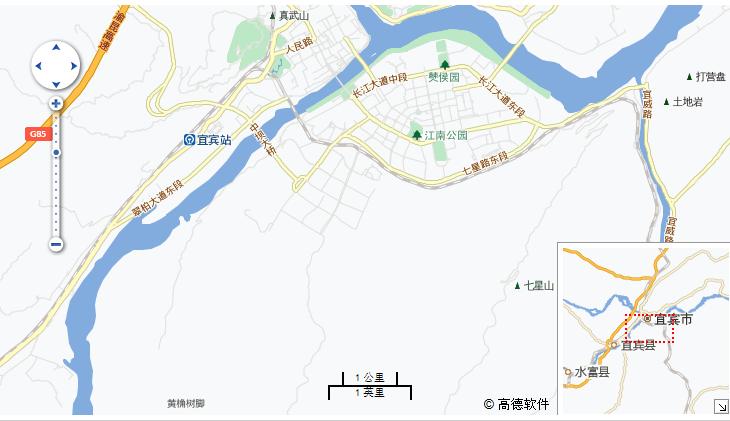 四川宜宾翠屏区赵扬镇