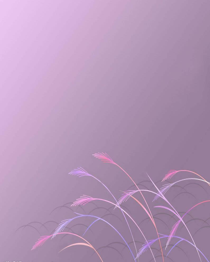 求背景是淡紫色的qq皮膚和頭像,頭像里有一個潔字