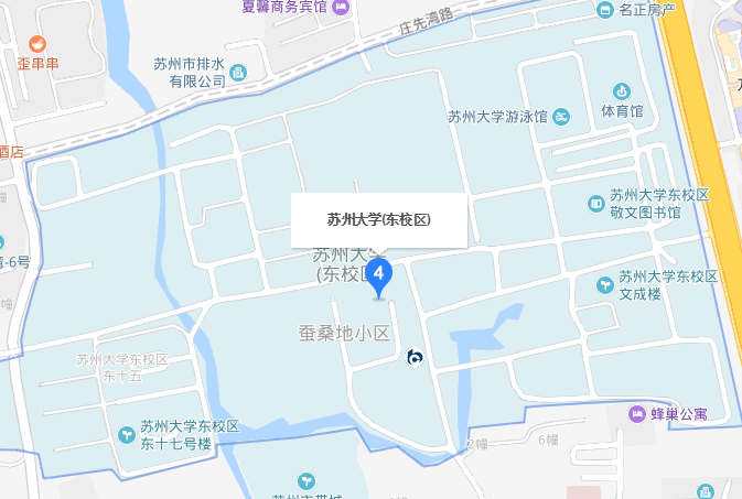 苏州市相城区邮编_苏州大学东区属于哪个区以及邮编_百度知道