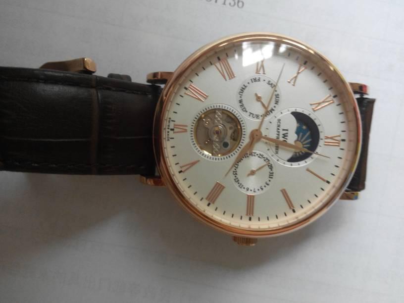 萬國手表,001/500是什么意思?價格多少?圖片
