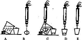验证阿基米德原理的实验如图所示_阿基米德原理实验图片
