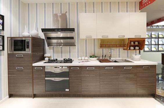 厨房整体橱柜尺寸_橱柜的标准尺寸是多少?_百度知道