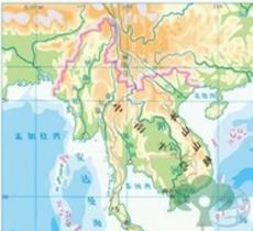 成形河谷的地貌组成