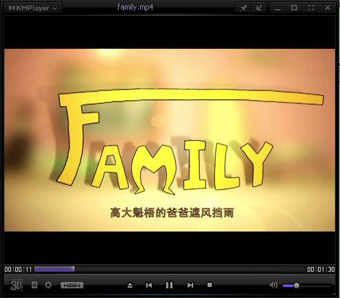 央视family_急需央视公益广告family公益广告视频多谢!_百度知道