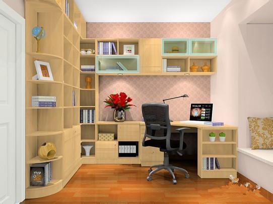 转角书柜图片大全_转角书柜书桌摆床头还是床尾?_百度知道