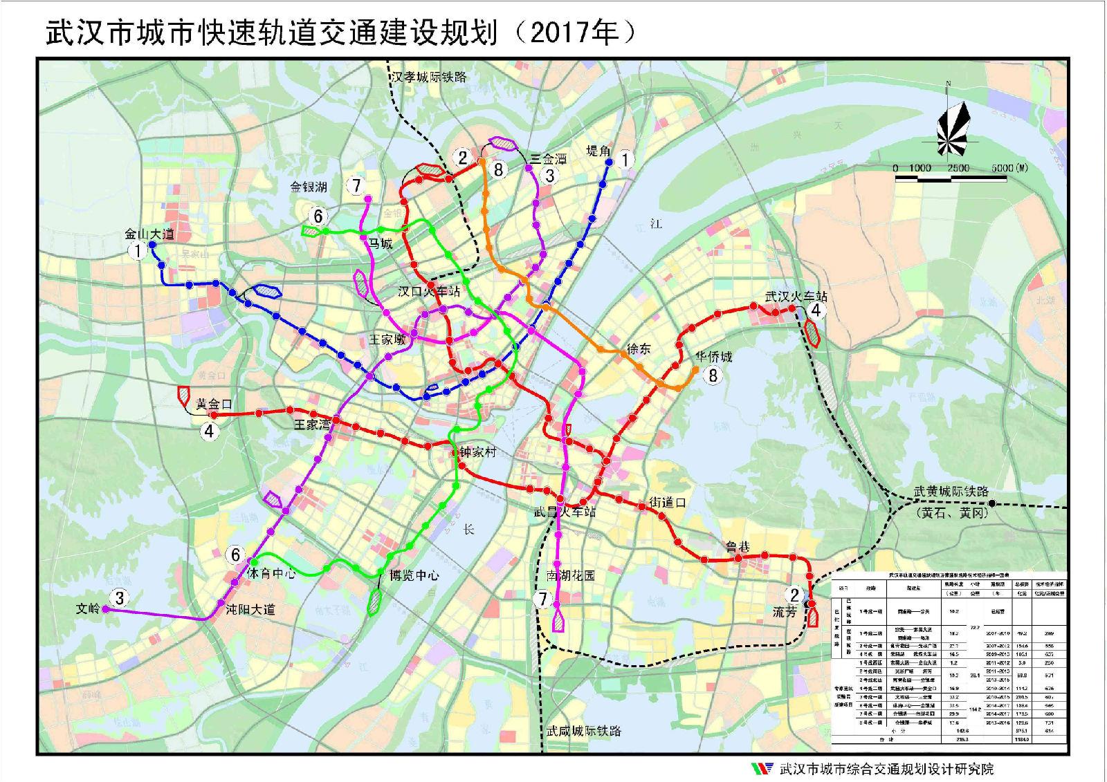 郑州武汉地图_武汉市轨道交通线路图(最好是地图)_百度知道