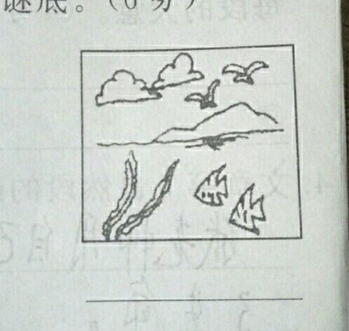 成语机鸟什么_成语故事简笔画
