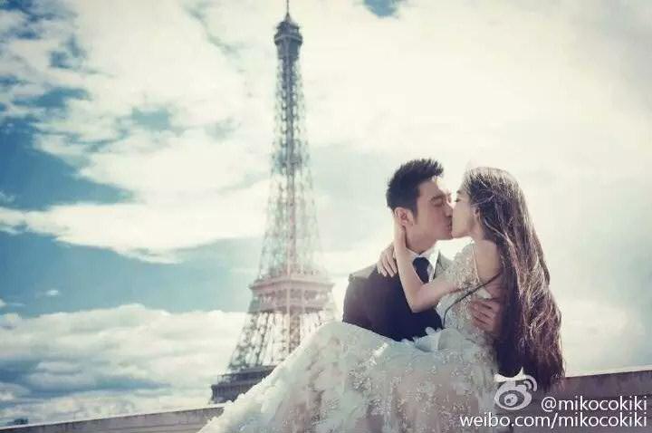 杨颖黄晓明接吻照片_杨颖和黄晓明亲吻照片_百度知道