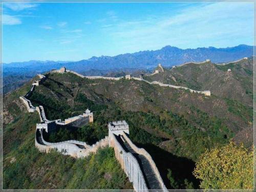 中国长城图片_关于中国长城的介绍_百度知道