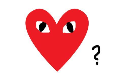 有眼睛标志的背心的品牌_有一件衣服的标志是一颗红心,红心上有两个眼睛,那是什么牌子 ...