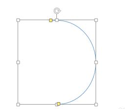 怎么样_ppt如何画半圆弧怎样在ppt中快速画圆的一半弧_百度知道