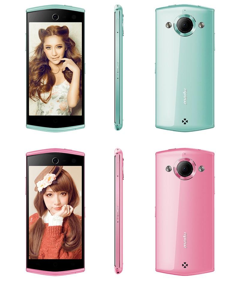 美囹�oz&c_美图手机1c的独家美颜技术