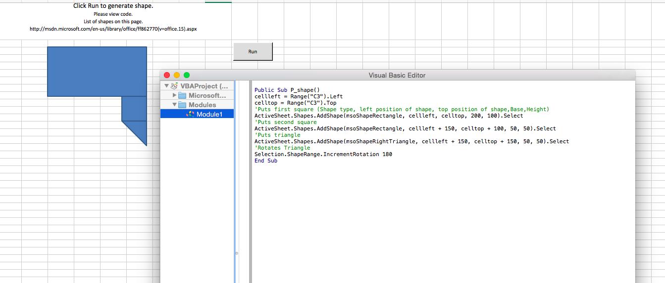 Excel VBA用什么code可以删除以前generate的shape呀_百度知道