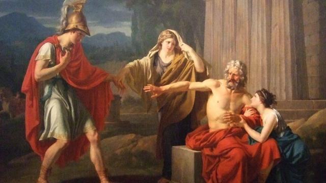 俄狄浦斯王的悲剧性_俄狄浦斯王是一个怎样的形象?_百度知道