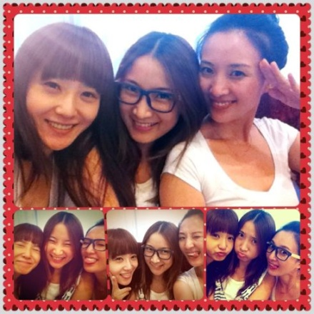 王传君的女朋友_上面这张大照片从左到右分别是谁啊_百度知道