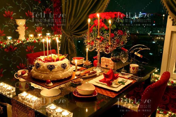 浪漫惊喜的房间布置_男朋友过生日、想给他一个惊喜、不知道怎么弄、想布置一个 ...