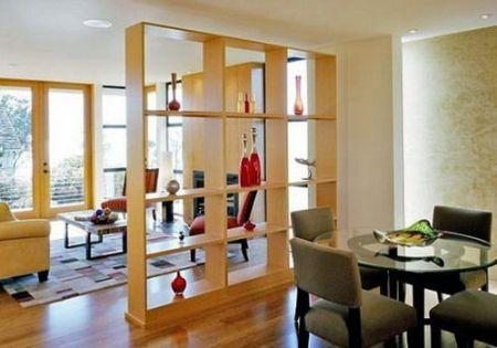 裝修好的大客廳如何隔出一間書房