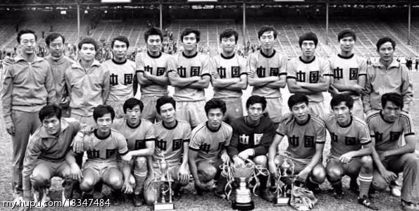 八一年世界杯亚太区预选赛中国足球队有几位过