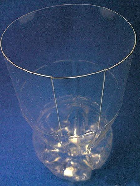 瓶做花瓶 简单手工艺品图片