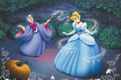 格林童话故事灰姑娘_求图片 关于童话故事的美图_百度知道