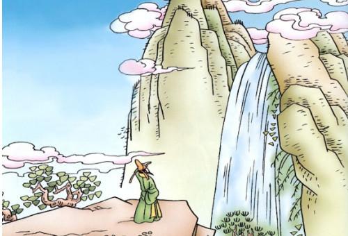 描写山水古风诗词 描写古风山水的句子 诗词歌曲 第3张
