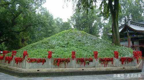 诸葛亮死后就葬在定军山,为何至今都没人敢动呢?