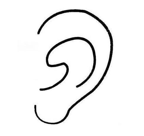 qq画图红包耳朵怎么画_qq画图红包耳朵画法介绍