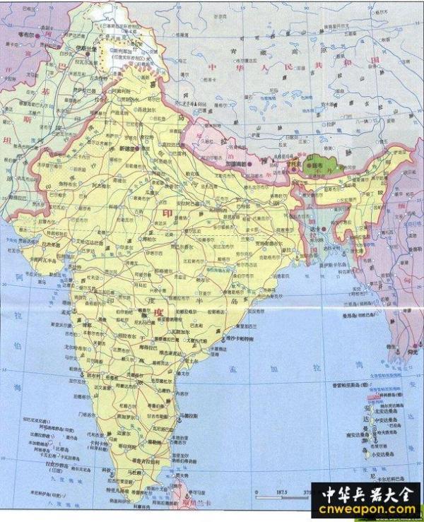 尼泊尔地图_锡金的具体地理位置?_百度知道