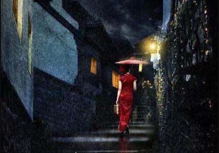好的现代诗_戴望舒《雨巷》指的是哪儿?_百度知道