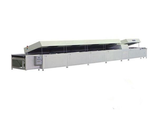 烘干固化设备_湖州拓高机械异型门板红外线烘干烘干固化设备