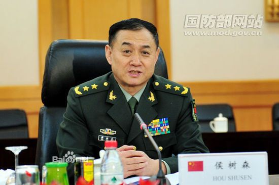 中国历任副总参谋长_中国有几个副总参谋长_百度知道