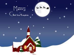 平安夜的圣诞歌词