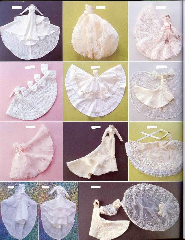 芭比娃娃衣服怎么做_芭比娃娃衣服怎么做简单一些图片_百度知道