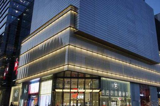 郑州大卫城每层品牌都有什么?