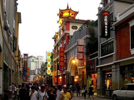 广州上下九广州酒家_广州那个地方的美食最多?_百度知道