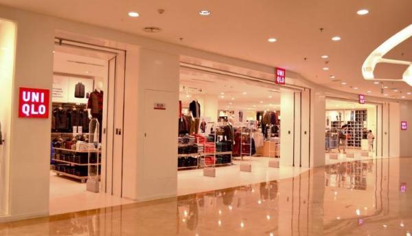 万达广场里面有哪些衣服品牌店