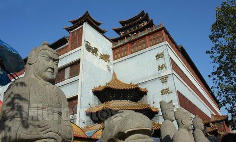 中国最大的文物交易市场你知道在哪吗?