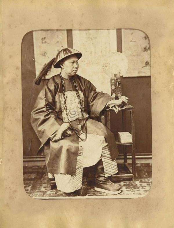 清朝时期的参将相当与多大的军衔插图