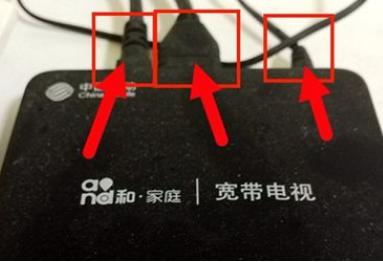 宽带的线头是大头_移动宽带怎么用机顶盒看电视_百度知道