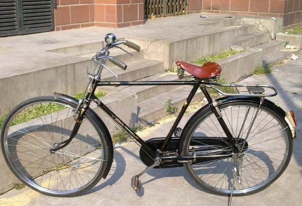 天津飞鸽牌自行车_老式自行车都有那些较有名的牌子?_百度知道
