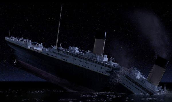 泰坦尼克号沉没地点_泰坦尼克号沉没在哪个大洋?_百度知道