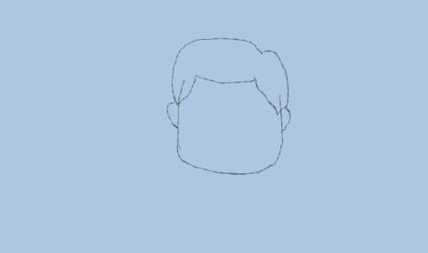 老师的形象是怎样的简笔画