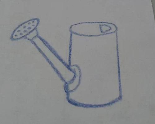 水壶简笔画怎么画图解