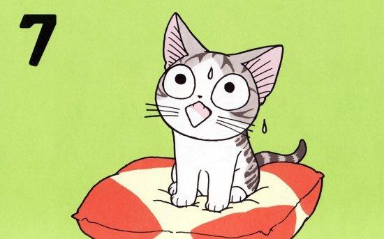 甜甜起司猫国语版_求甜甜私房猫(起司猫)的电脑桌面壁纸_百度知道