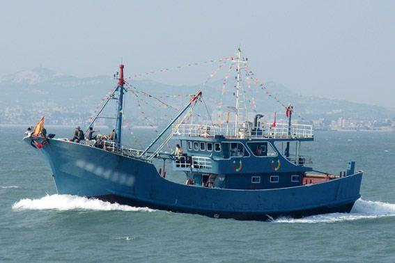 近海渔船图片_拖网渔船的分类_百度知道