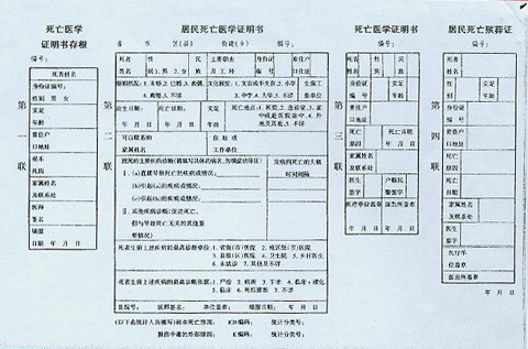 人口死亡登记系统查询_WS T 596 2018人口死亡登记信息系统基本功能规范5页